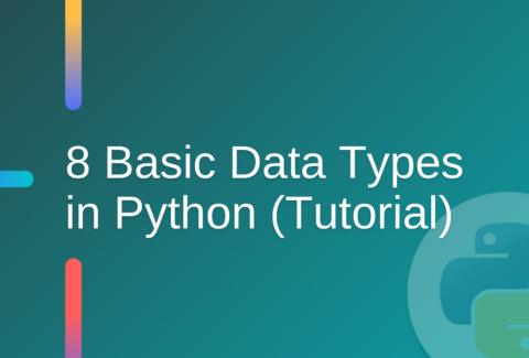 8 Basic Data Types in Python